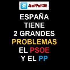 España tiene dos grandes problemas