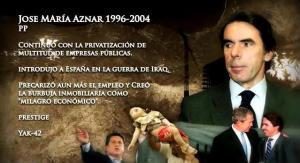 6 José María Aznar