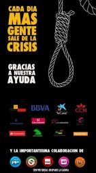 Cada día más gente sale de la crisis