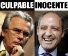 Garzón Culpable, Camps Inocente