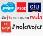 No les Votes