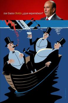 Portada The New Yorker y Botin