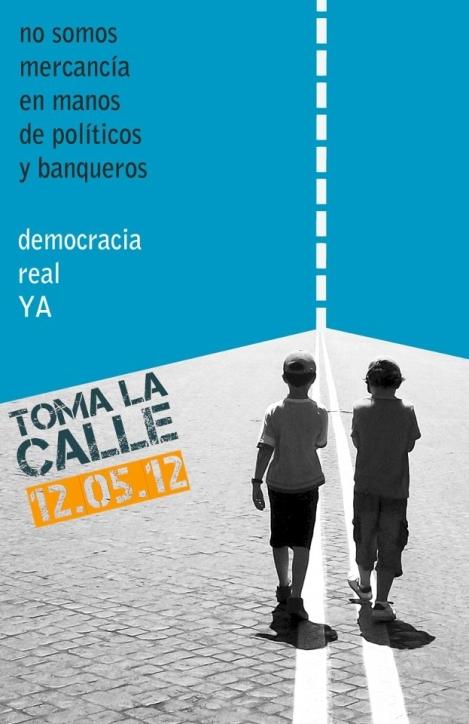 Toma la calle 12.05.12