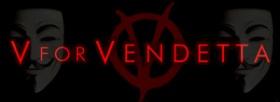 V de Vendetta, logo