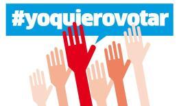 Yo quiero votar